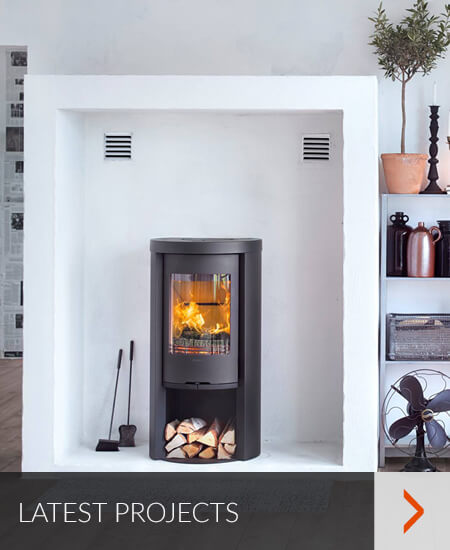 multifuel stoves Cotswolds